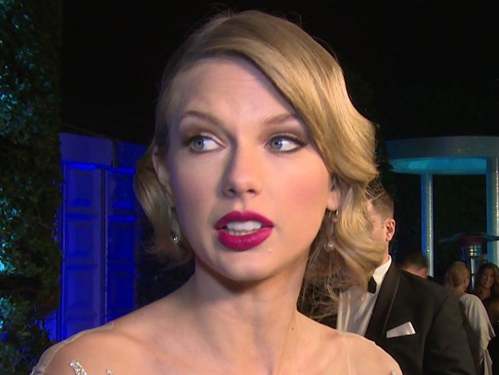 Taylor Swift Warned by Cops to Beware of Gun-Seeking 'Boyfriend'