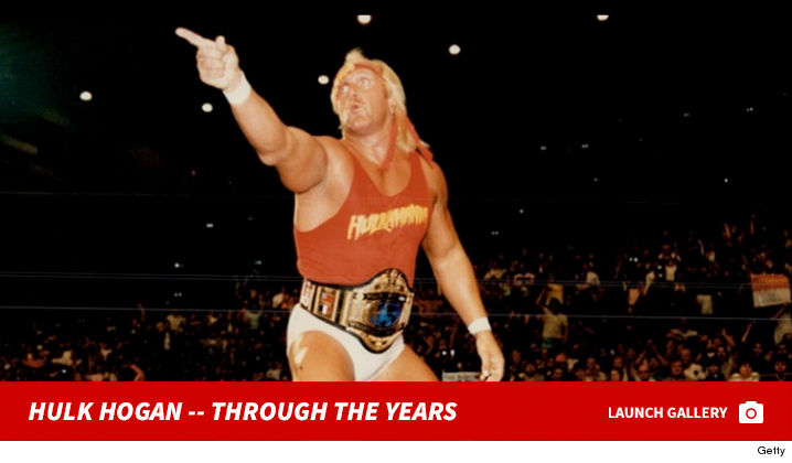 Hulk Hogan's Flattered People Want Him to Run for U.S. Senate, BUT …