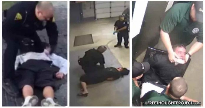 The Top 5 Most Disturbing Police Brutality Videos From 2017
