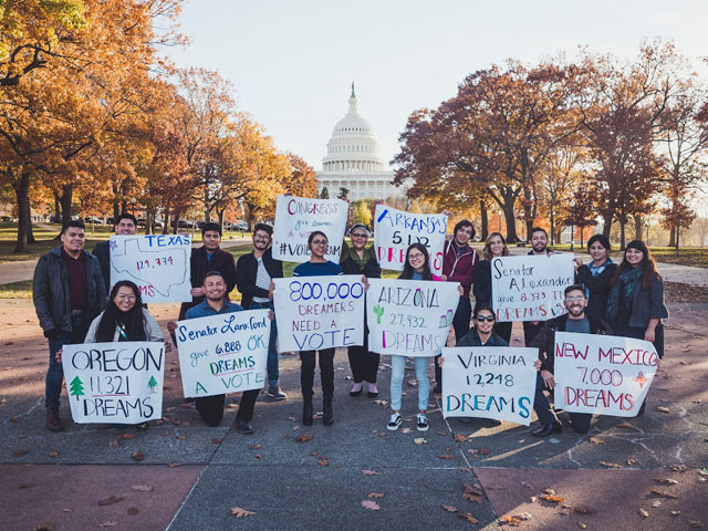 Dreamers Are Hanging by a Thread: Don't Let Your Government Abandon Us