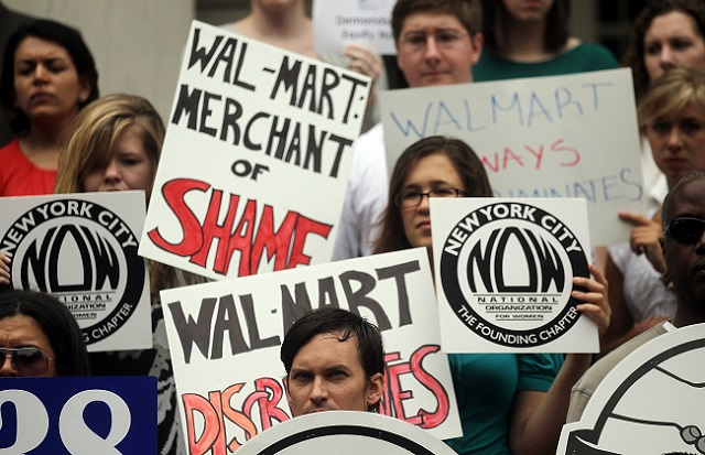 Walmart Pulls Devious Two-Step by Pairing Wage Hikes With Mass Layoffs
