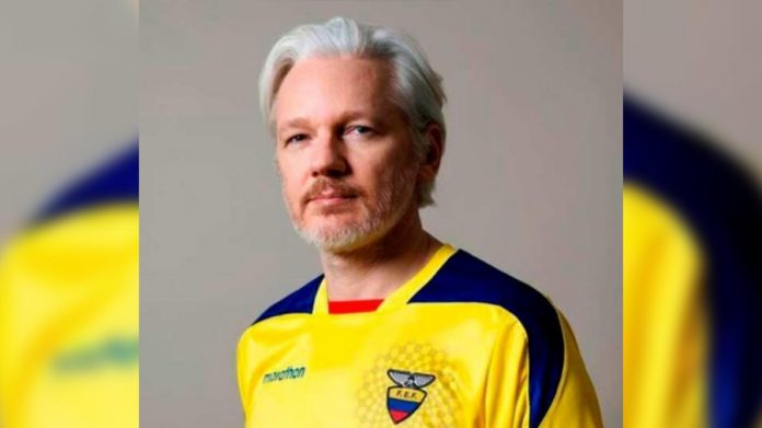 BREAKING: Julian Assange Granted Ecuadorian Passport – Reports