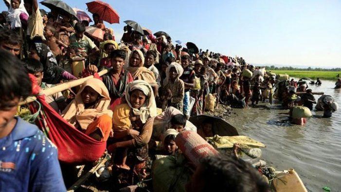 Rohingya rebels ambush in Rakhine wounds 3: Myanmar army