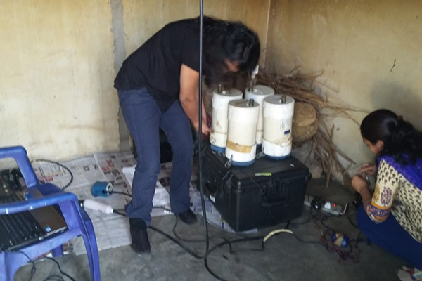 Researchers discover higher environmental impact from cookstove emissions