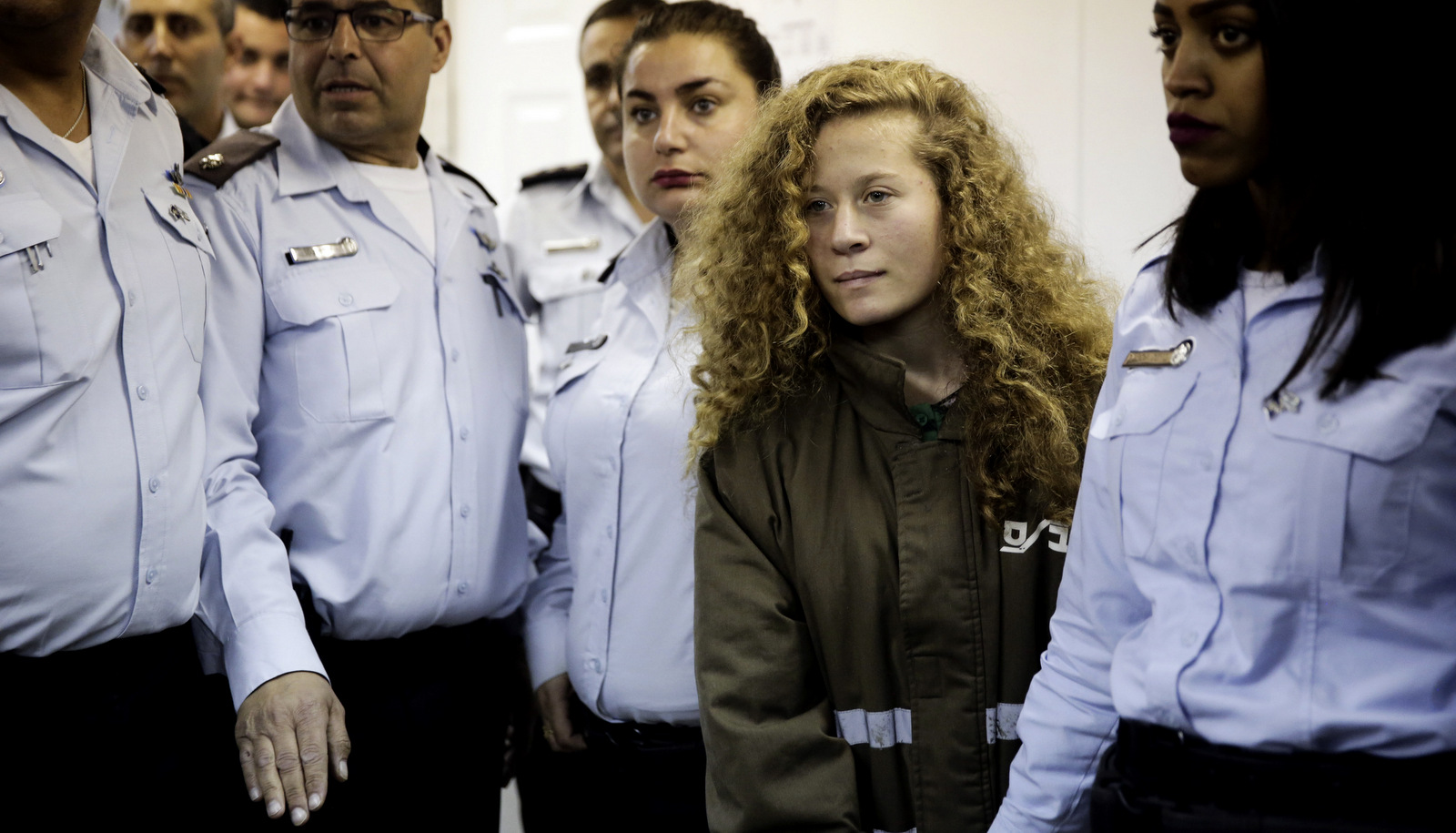 "Ahed Tamimi Speaks of Her Struggle: ""All I Wish Is for Palestine to Be Free"""