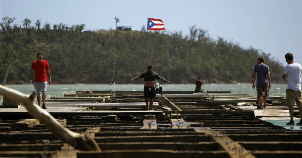 4 Months After Maria, Puerto Rico Still Needs Urgent Help
