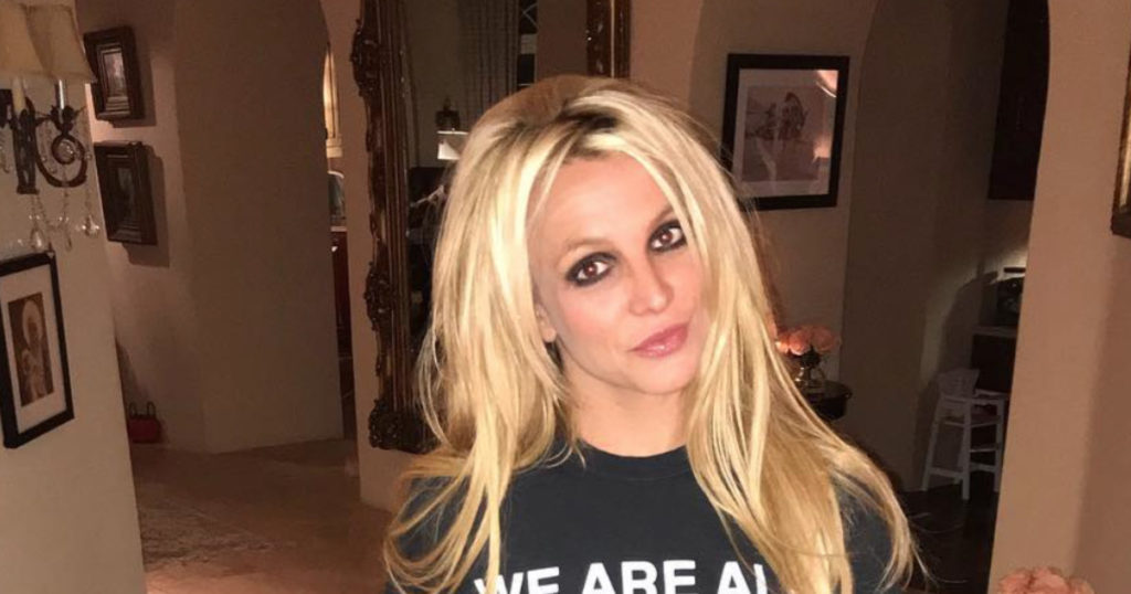 Britney Spears Just Joined The DREAMer Movement In A Huge Way