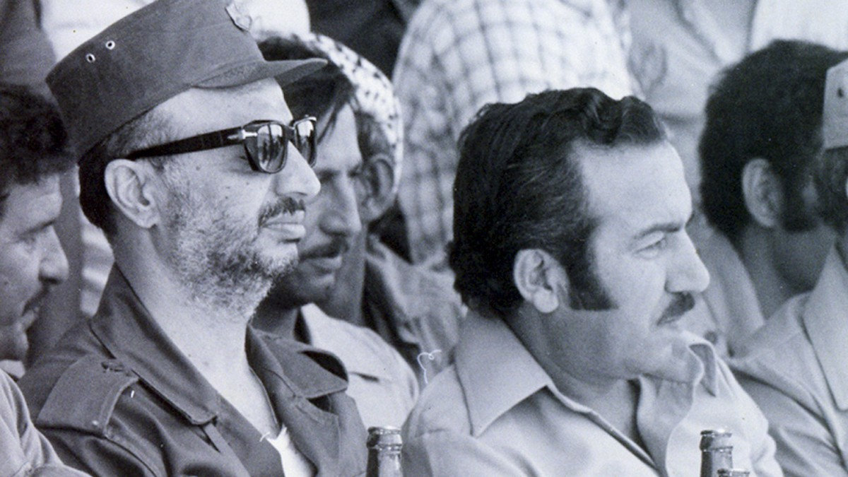 To Assassinate Arafat, Israel's Mossad Planned To Blow Up Passenger Plane