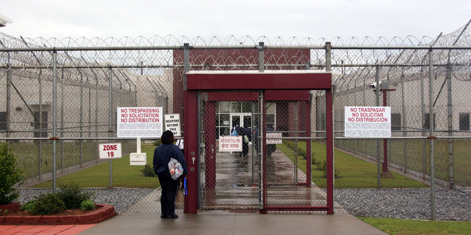 Private Prison Continues to Send ICE Detainees to Solitary Confinement for Refusing Voluntary Labor