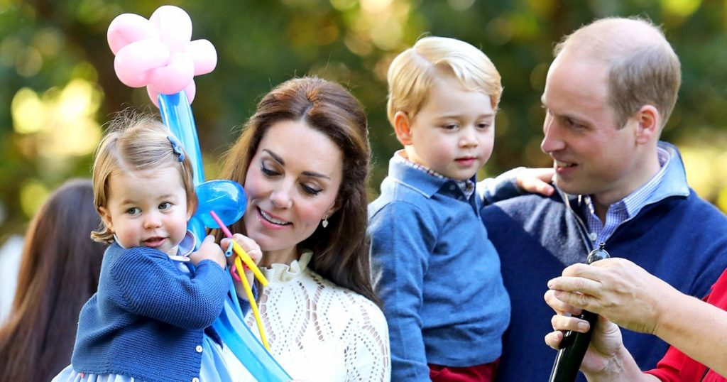 How Prince William's 2-Year-Old Daughter Learned Spanish