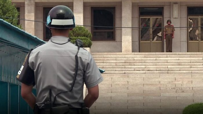 Koreas agree military talks to defuse border tension