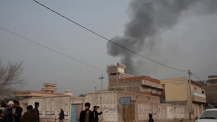 Save the Children offices attacked in Jalalabad, Afghanistan
