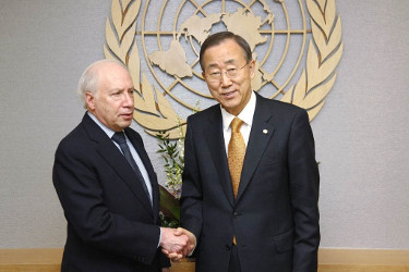 Newsbud Distinctive – 'UN Mediators': The Blatant Operatives of US-NATO World Control.