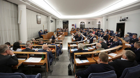 Russian parliamentary majority party supports Polish Holocaust-related law