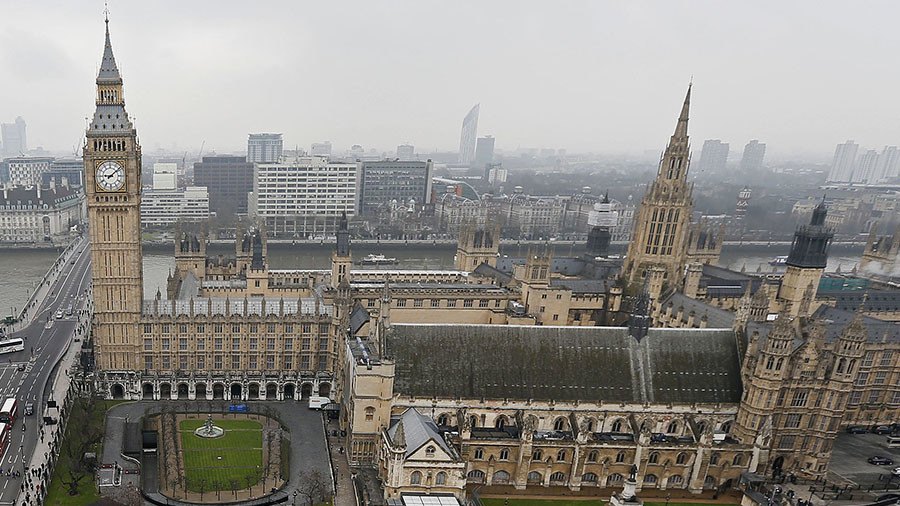 UK Watch investigating 'incident' at parliament is that statistics