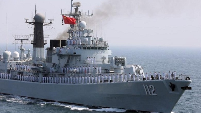 No Mandarin chinese warships near Maldives: Transcript Military refutes Japanese reports