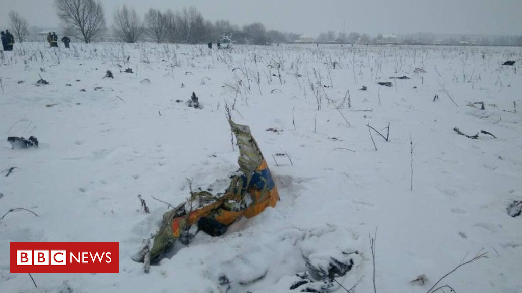 The ussr airplane transporting seventy one certain people collisions after Moscow take-off