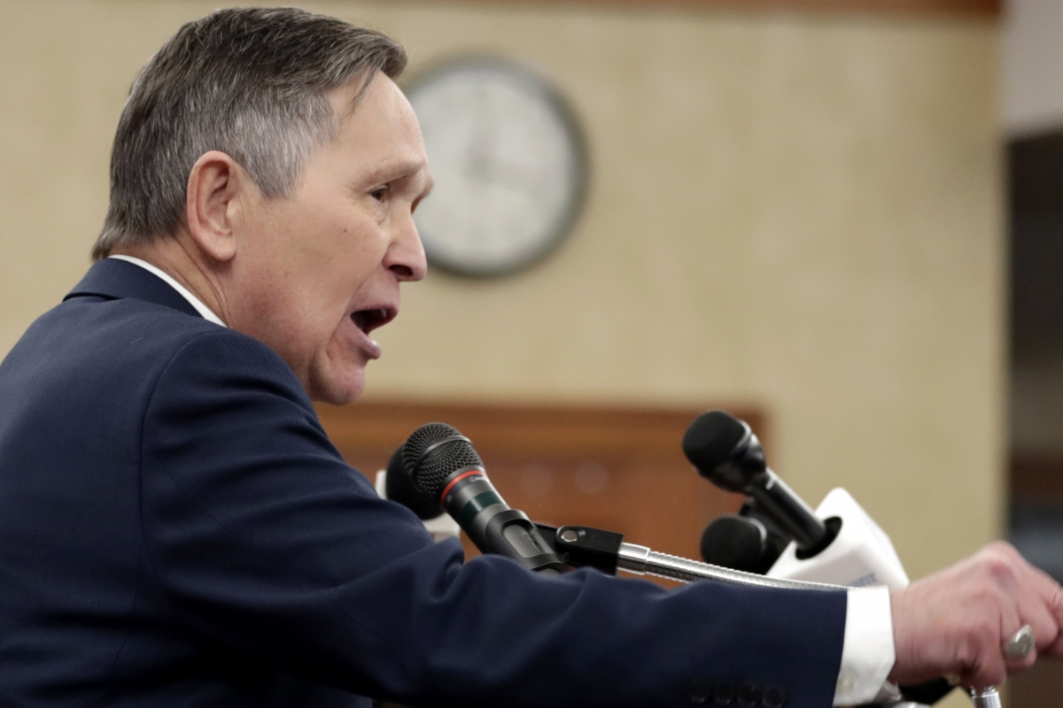 Sean Kucinich Assures to End All Oil and Gas Hitting in Ohio If Nominated Governor, then Get the Enterprise back to court