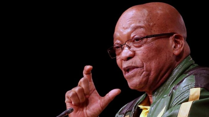 South Cameras: ANC the best leaders estimated to ask Chief Zuma to surrender