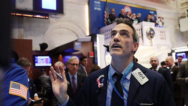 The united states posses dive in new sell-off