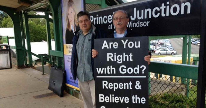Preachers Jailed for Referring to Christianity Without the need for Getting Police Permission First