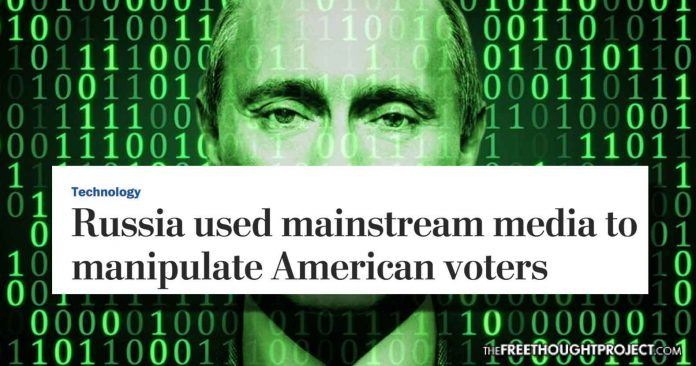 WaPo Just Confessed 'Russian Propaganda' Was Actually People Mainstream Communication, was 'Factual'
