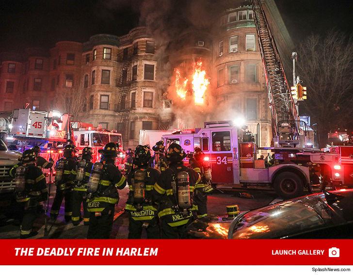 Massive Blaze On Set of Bruce Willis, Ed Norton Movie Kills Firefighter