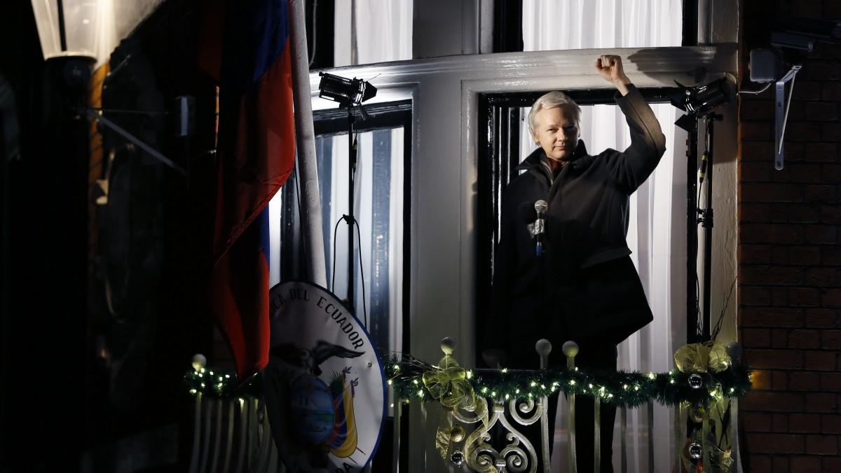 Ecuador Cuts Wikileaks' Julian Assange's Internet Over Social Media Posts