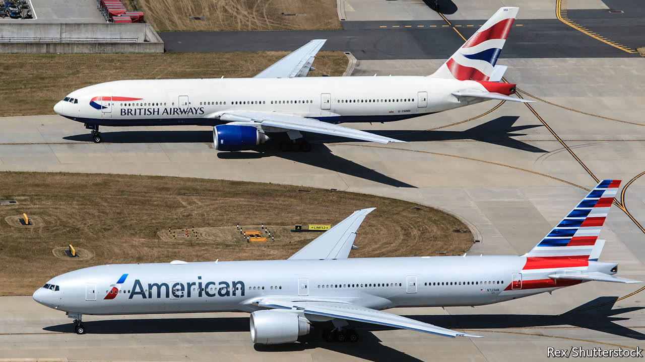 Will British airlines lose their rights to fly to America after Brexit?