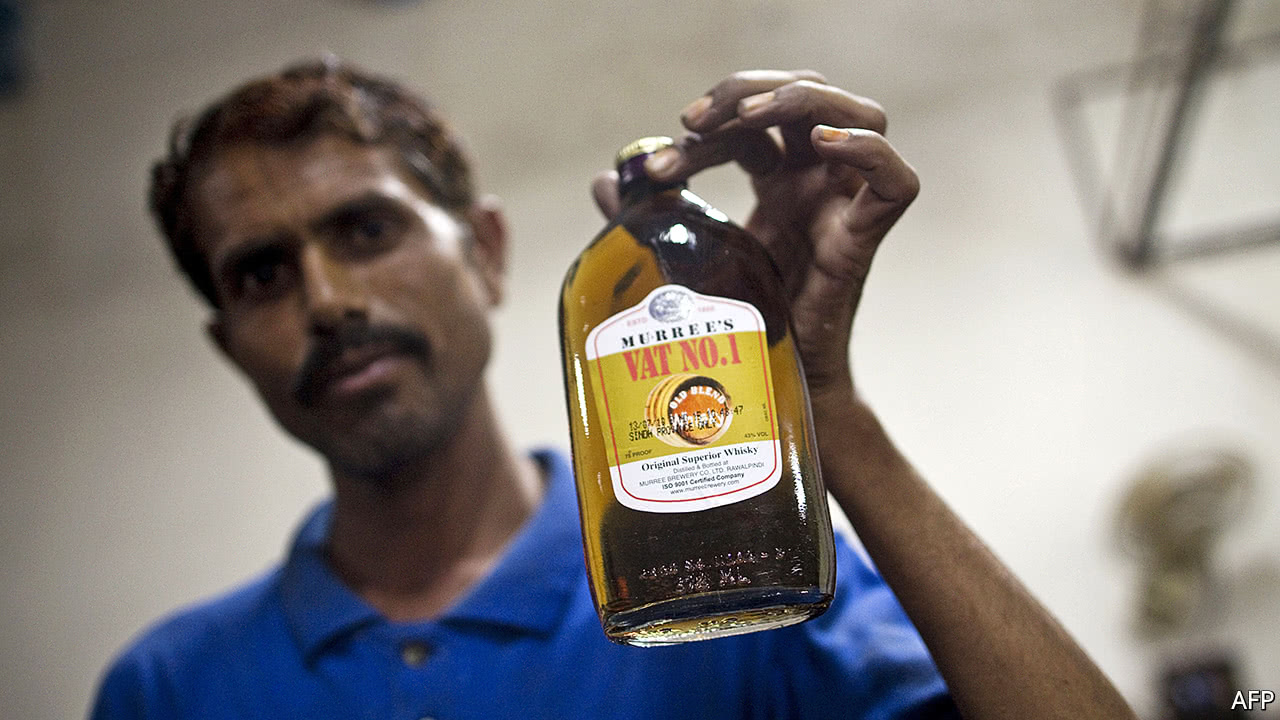 Pakistan's Murree Brewery shrugs off restrictions on its products