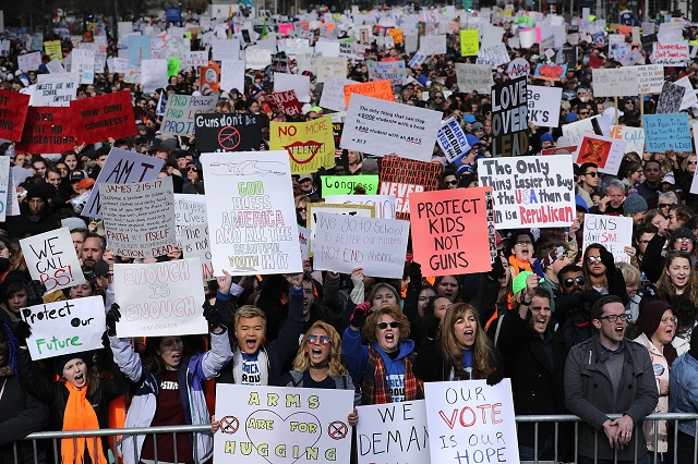 "Ahead of March for Our Lives, Parkland Student Manifesto Outlines Steps to End ""Plague of Gun Violence"""