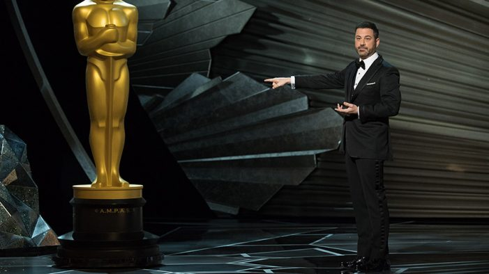 'Guess what's in my pants': Jimmy Kimmel slammed for hypocrisy after Oscars #MeToo speech