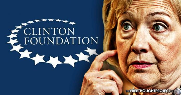 "CIA Whistleblower Exposes Clinton Foundation as ""Global Financial Criminal Syndicate"""