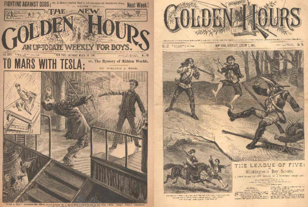 "The 19th-Century ""Golden Hours"" Convention Brought Young Readers Together to Meet Their Literary Heroes"