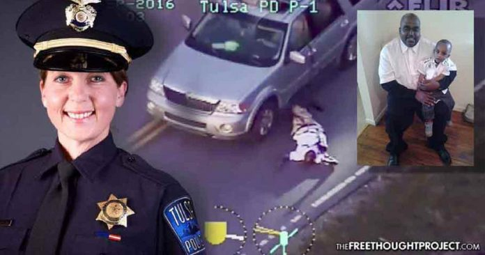 Cop Kills Unarmed Dad With His Hands Up, On Video—Praised by Dept, Put Back on Patrol Duty