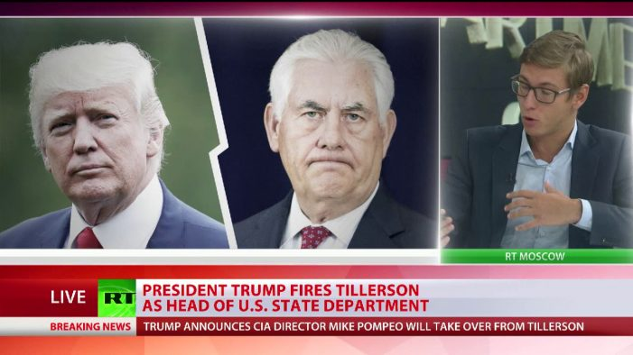 Different mindset with Tillerson, good chemistry with Pompeo – Trump