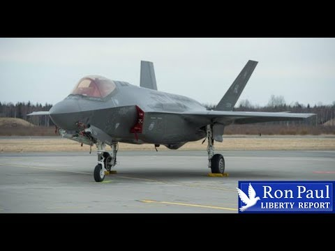 F-35 Boondoggle: More Military Spending Is Not More Security