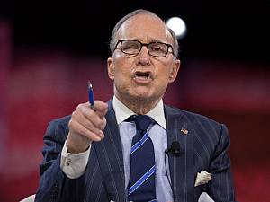 Larry Kudlow, Trump's New Economic Adviser, Is a Longtime Advocate for Low Taxes and Free Trade