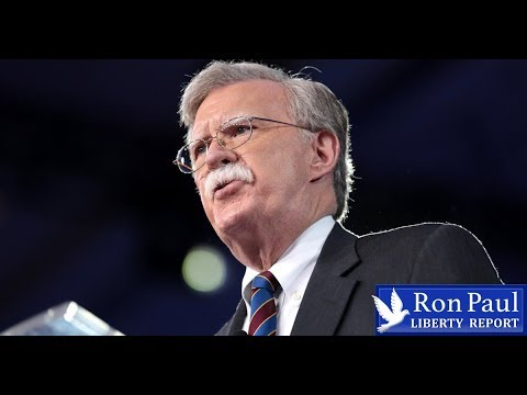 SPECIAL REPORT: Bolton To The White House – Pre-Emptive War On The Way?