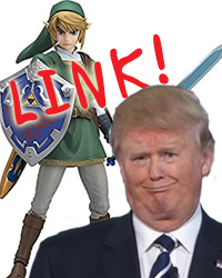 Trump Signs Executive Order Changing Link's Name to Zelda|Humor