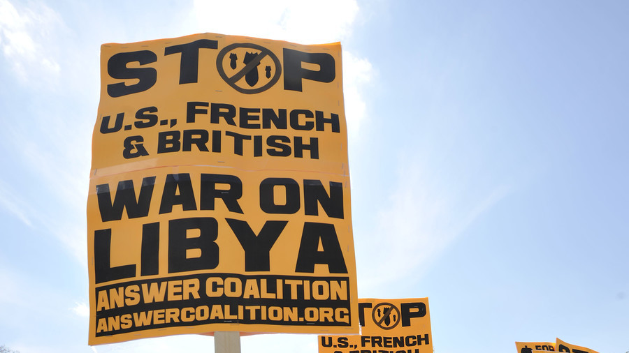 David Cameron's disastrous Libya intervention criticized by own committee (VIDEO)