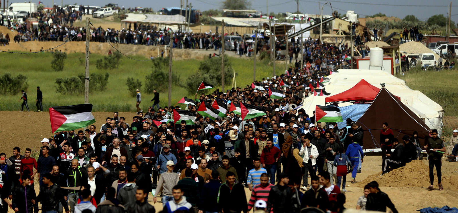 After 70 Years of Repression, Gazans' Great Return March is Modern Exodus