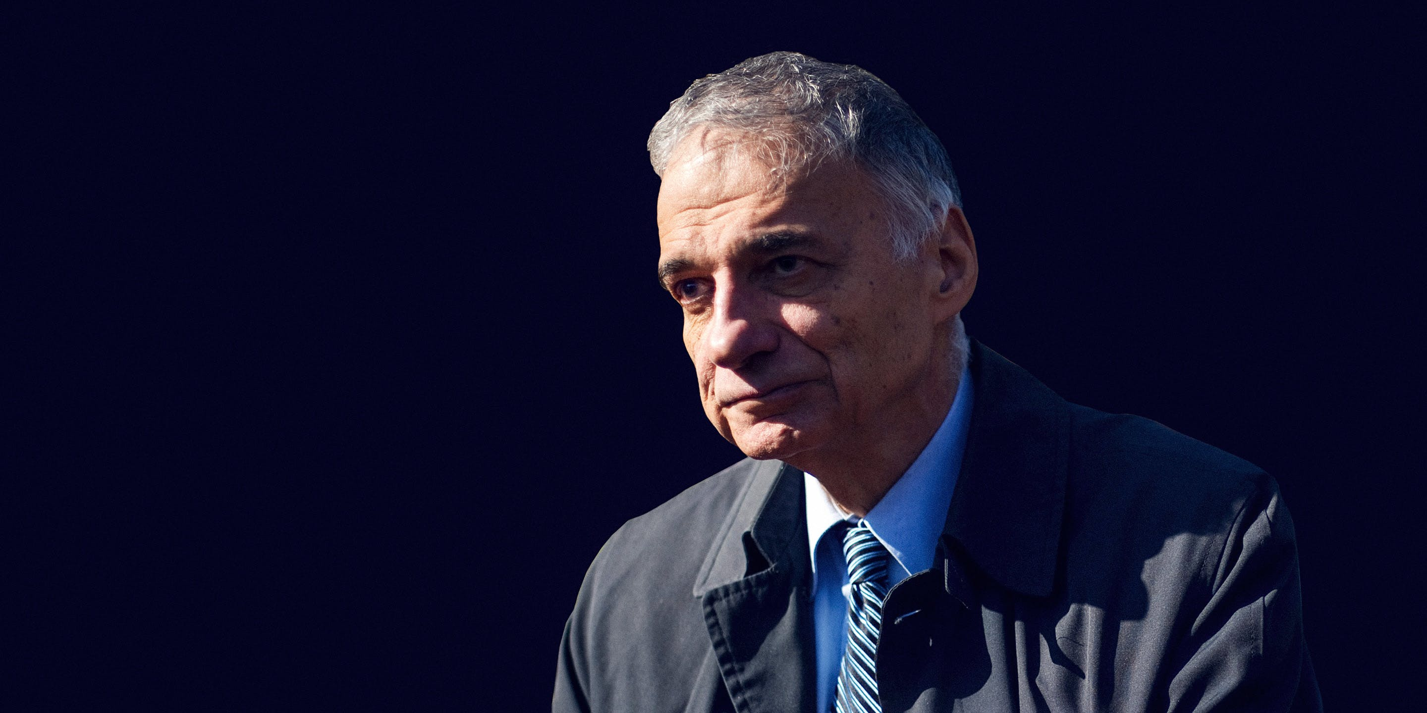 "Bonus Intercepted Podcast: Ralph Nader on Gina Haspel, John Bolton, Syria, and the ""Decrepit"" Democratic Party"