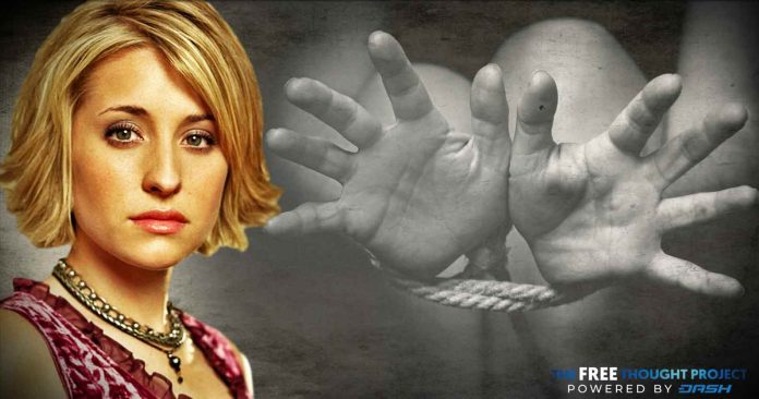 Media Silent as Allison Mack's Arrest Exposes Child Trafficking For Billionaire-Backed Sex Slave Ring