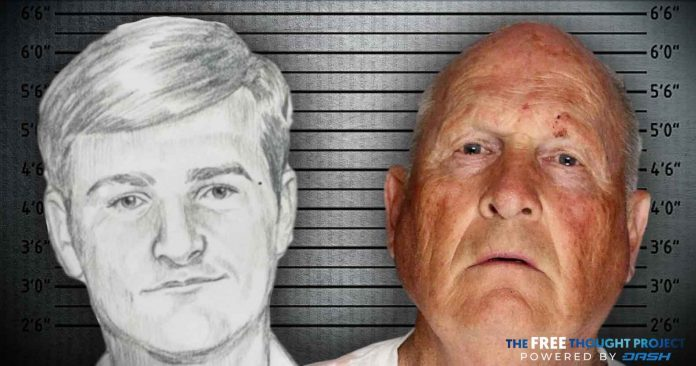 'Golden State' Serial Killer Arrested for 12 Murders, 45 Rapes—Turns Out, He Was a Cop