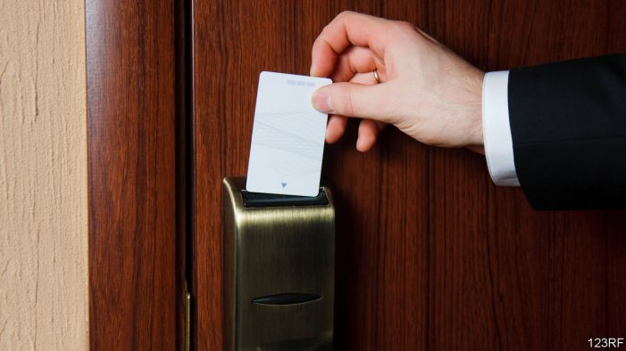 Two hackers have found how to break into hotel-room locks