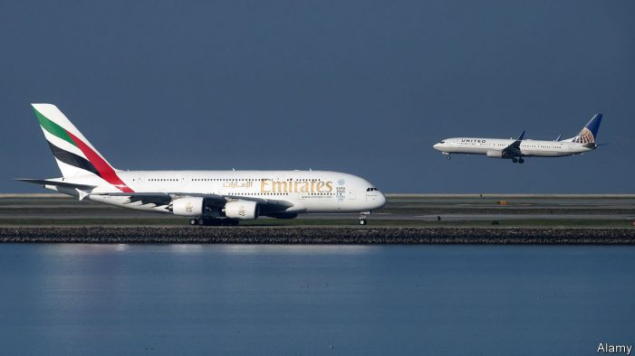 Airlines in America fail in their campaign against the Gulf carriers