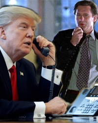 Trump Seeking Advice from 'Independence Day' President|Humor