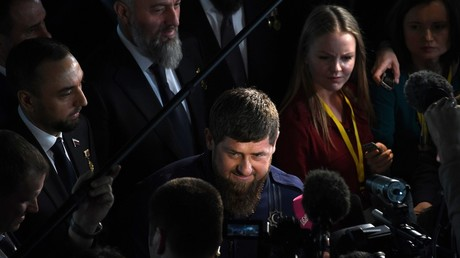 Chechen lawmakers draft bill allowing third consecutive term for Russian president