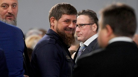 Chechen leader Ramzan Kadyrov © Andrey Lyubimov, Moskva News Agency